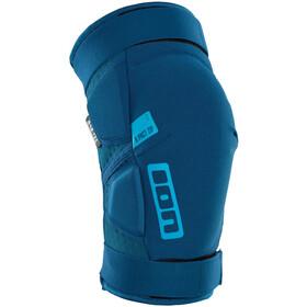ION K-Pact Zip Knieprotektoren blau